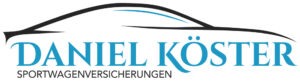 Logo Daniel Köster, Sportwagenversicherungen
